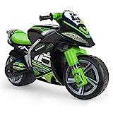INJUSA - Laufrad Kawasaki Winner XL Schwarz und Grün mit...
