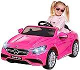 Actionbikes Motors Kinder Elektroauto Mercedes Amg GT-R -...