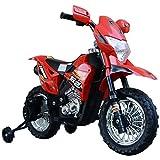HOMCOM Elektro-Motorrad Kindermotorrad Elektrofahrzeug 3 bis...