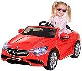 Kinder Elektroauto Mercedes Amg S63 - Lizenziert - 2 x 45...