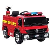 crooza NEUHEIT - Feuerwehr Kinderauto Feuerwehrauto...