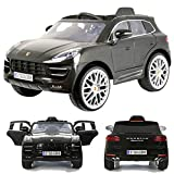 Rollplay Porsche Macan Turbo 12V viele LED Effekte Soft...