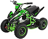Actionbikes Motors Kinder Elektro Miniquad ATV Racer 1000...