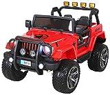 Actionbikes Motors Kinder Elektroauto Jeep Wrangler Offroad...