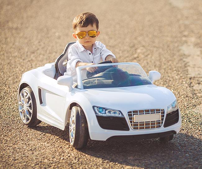 Elektroauto Kind - Kinder Elektroauto