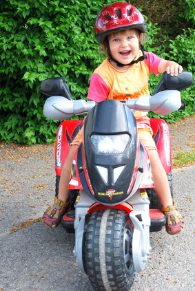 Kindermotorrad Elektrisch für Mädchen