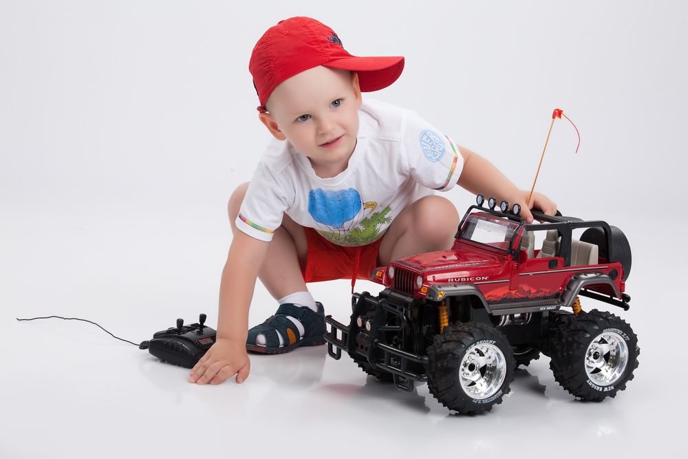 Ferngesteuertes Auto Kinder